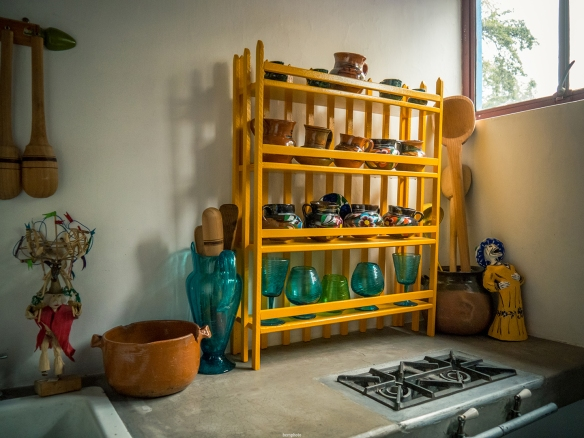 La cocina de Frida Khalo